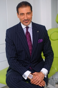 Dr Sherif Wakil