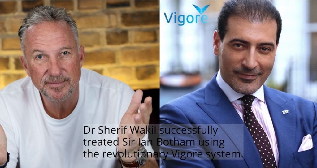 vigore treatments london
